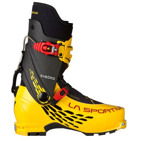 La Sportiva Syborg - Yellow/Black
