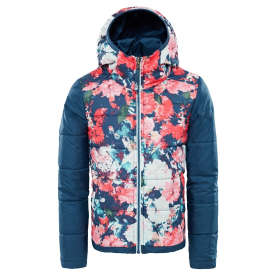 The North Face Reversible Perrito Jacket Girl - Foto de detalle